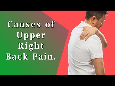 Muscle pain in upper right chest and shoulder