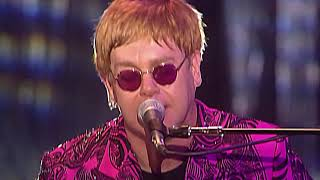 Elton John - I Don't Wanna Go On With You Like That (Madison Square Garden, NYC 2000)HD *Remastered
