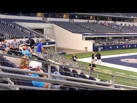 2015 Dynamic Disc Dallas Cowboys