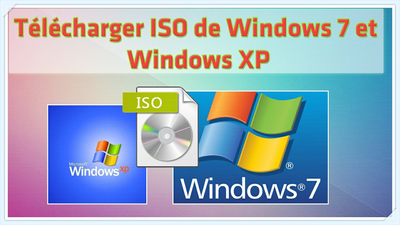 telechargement de windows 7