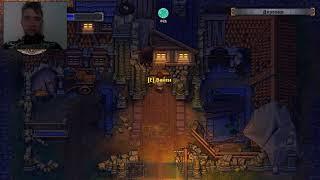 🔴 Graveyard Keeper #9 | Синие очки технологии  | Прохождение с DevJon