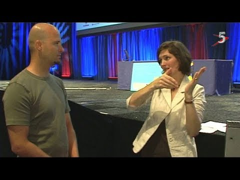15th WFD World Congress 2007   Interview with Victoria Manning
