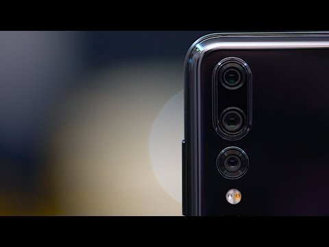 ثلاث كاميرات.. ليش لا؟؟ : Huawei P20 PRO