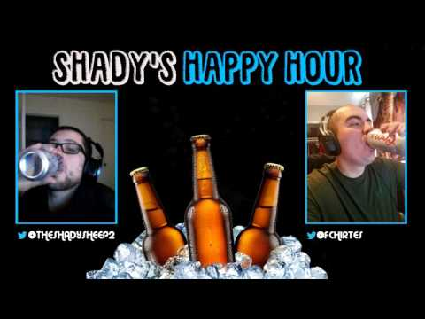 Shady's Happy Hour Podcast Episode 1- You PC Bro? Car Talk and Kim Jung Un Being Fat