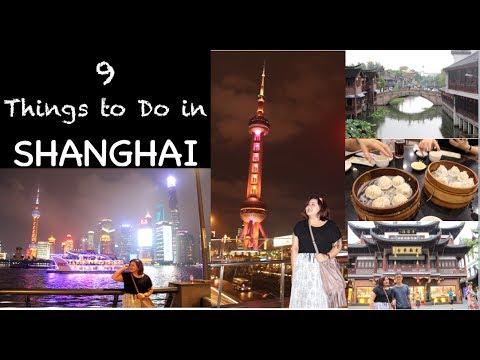 Shanghai Adventure | Free & Easy