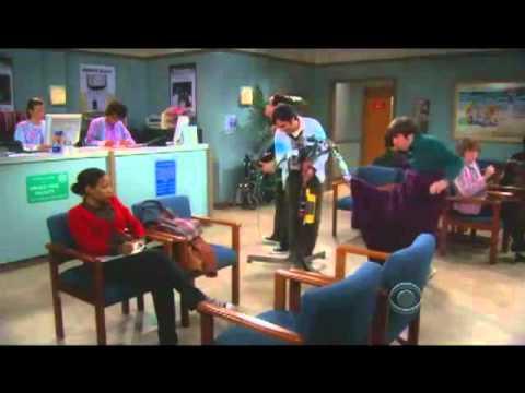 The Big Bang Theory - Howard & The Robotic Arm