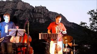 Jean Philippe Scali 5tet - Vialas - Sweet Georgia Brown intro solo