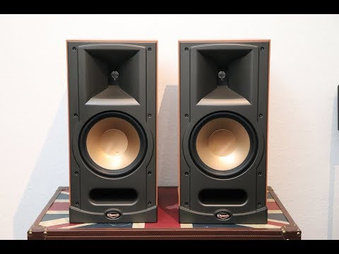 klipsch rb 81 bass test youtube. Black Bedroom Furniture Sets. Home Design Ideas