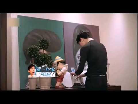 yang yang & zheng shuang ( The way U look at me)
