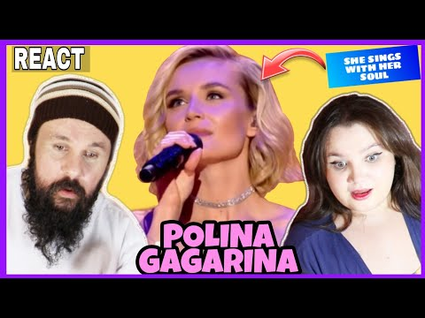 VOCAL COACHES REACT: POLINA GAGARINA - DON'T KISS (LIVE) Полина Гагарина - Ты не целуй