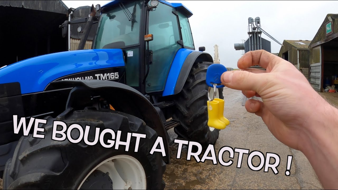 Another Tractor Gets Added To The Fleet Our Last Purchase Of 2020 Youtube