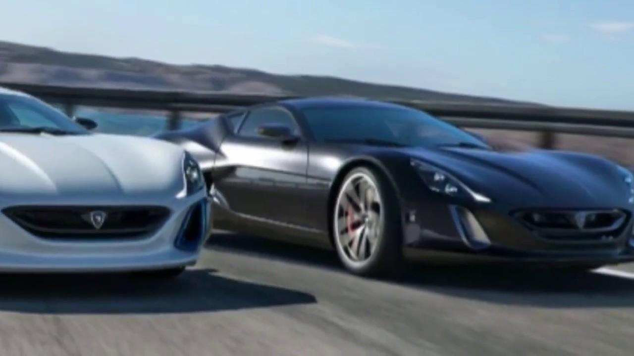 2018 rimac concept two electric hypercar teased youtube. Black Bedroom Furniture Sets. Home Design Ideas