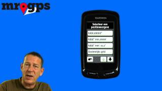 Garmin Edge 800 - toestel instellingen - device settings