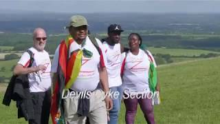 ZHRO 105km Walk for Freedom Promo