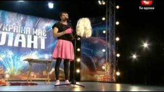 Украина мае талант 3 / Днепропетровск / В.Гошевский
