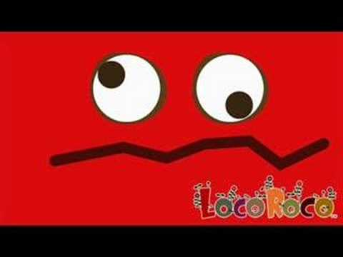 LocoRoco - Red's Theme