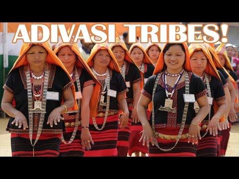 10 Largest Adivasi Tribes Of India - Tens Of India