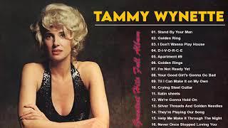 Tammy Wynette Best Songs Of All Time | Tammy Wynette Greatest Hits Full Album