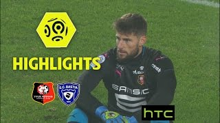 Video Gol Pertandingan Rennes vs SC Bastia