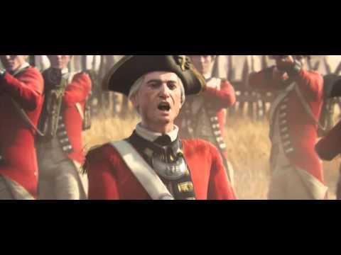 John Pitcairn Speech - Assassin's Creed 3