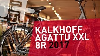 Kalkhoff AGATTU XXL 8R - 2017
