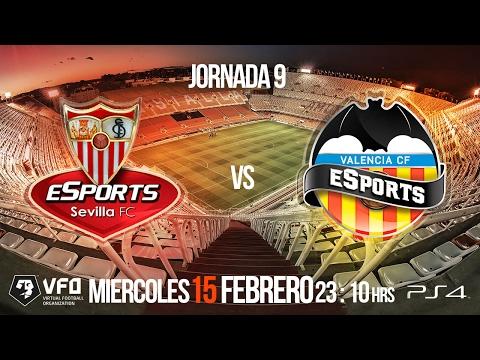 Sevilla FC eSports - Valencia CF eSports | VFO Spain 1ªDivisión