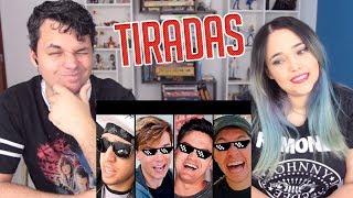 REACT TOP 10 MELHORES TIRADAS DOS YOUTUBERS | #13 (KevinTDFW)
