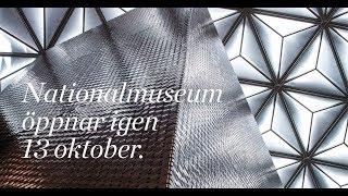 50 dagar kvar till Nationalmuseum öppnar!