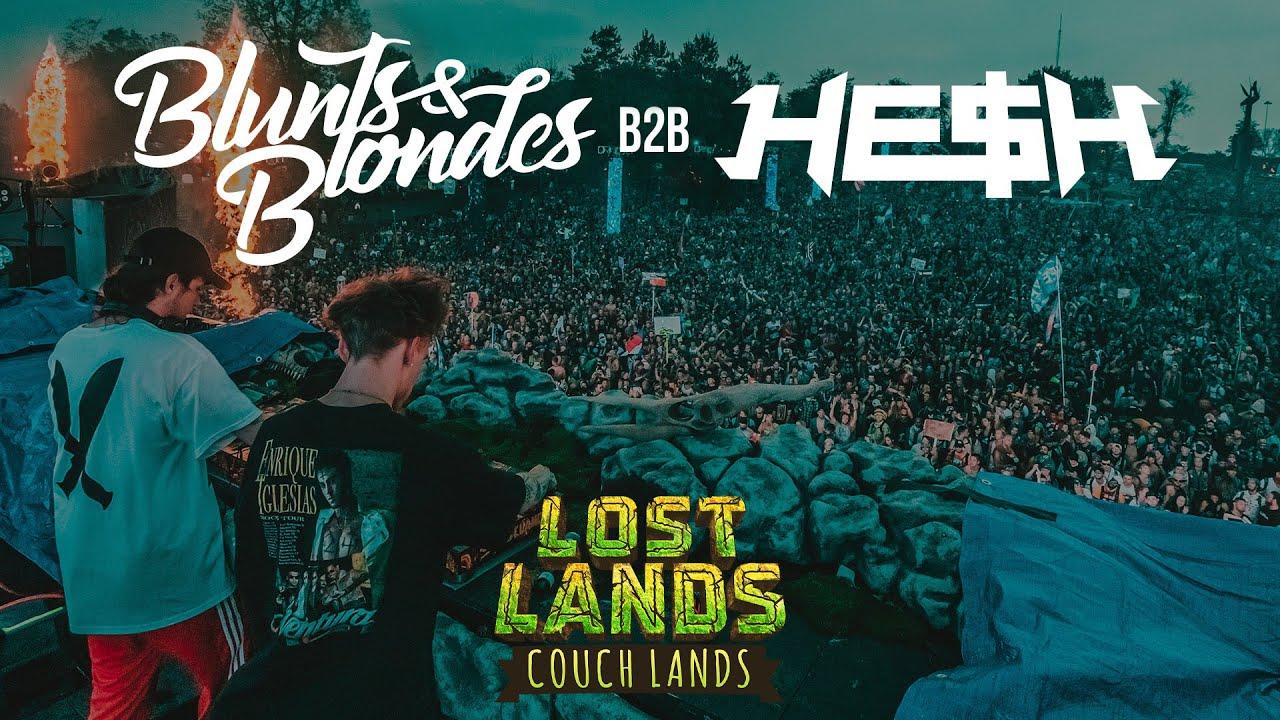 Blunts & Blondes B2B He$h Live @ Lost Lands 2019 - Full Set