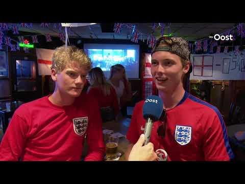 Haarle helpt Engeland de kwartfinale in