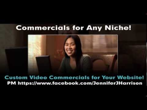 Custom HD Video or Photo Commercials made for your Website or Business