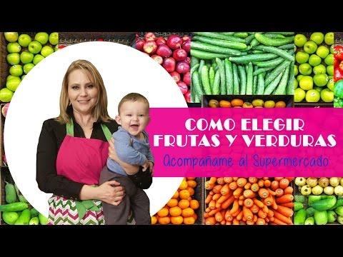 Cómo escoger frutas y verduras, Tips de Cocina - Las Recetas de Laura ❤  Comida Saludable