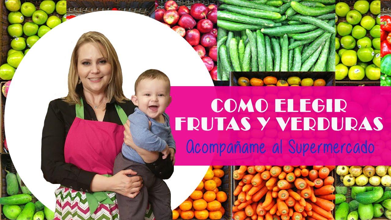 C mo escoger frutas y verduras tips de cocina las - Como elegir cocina ...