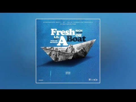 Lil Yachty & Rich The Kid - Fresh Off A Boat [Prod. By 808 Mafia]