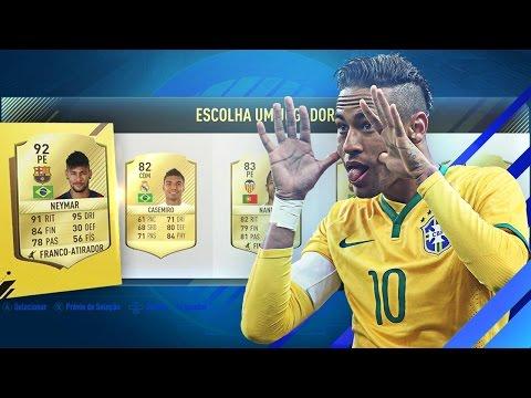 DRAFT INTEIRO E LAMBRETA TRIPLA - FIFA 17 FUT DRAFT - Ep #01