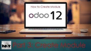 Wie Erstellen Modul auf Odoo 12