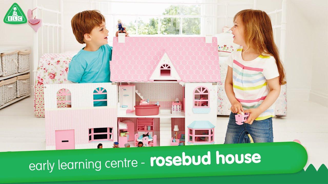 Early Learning Centre Rosebud House Youtube