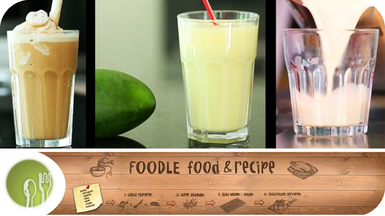 Frapuccino, Chai Latte & Co. | Trendgetränke zum selber machen | How ...