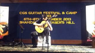 Tolgahan Çoğulu - Live in Malaysia - Anatolian Folk Song