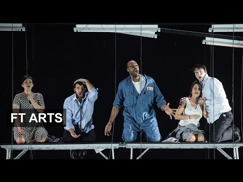 New opera about 9/11 reviewed
