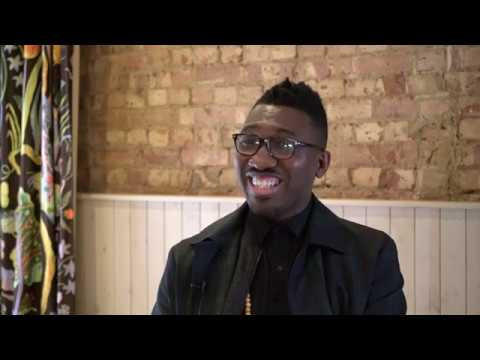 Kwame Kwei-Armah, the new YV Artistic Director