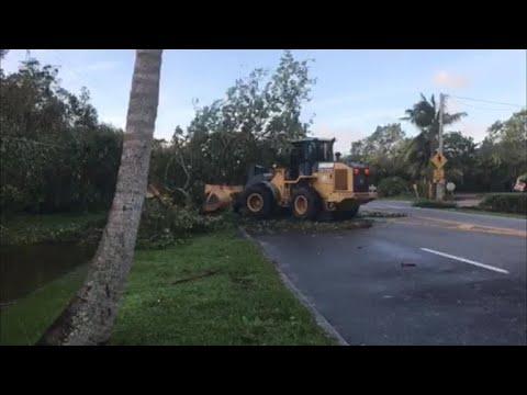 Florida's Sanibel Causeway reopens