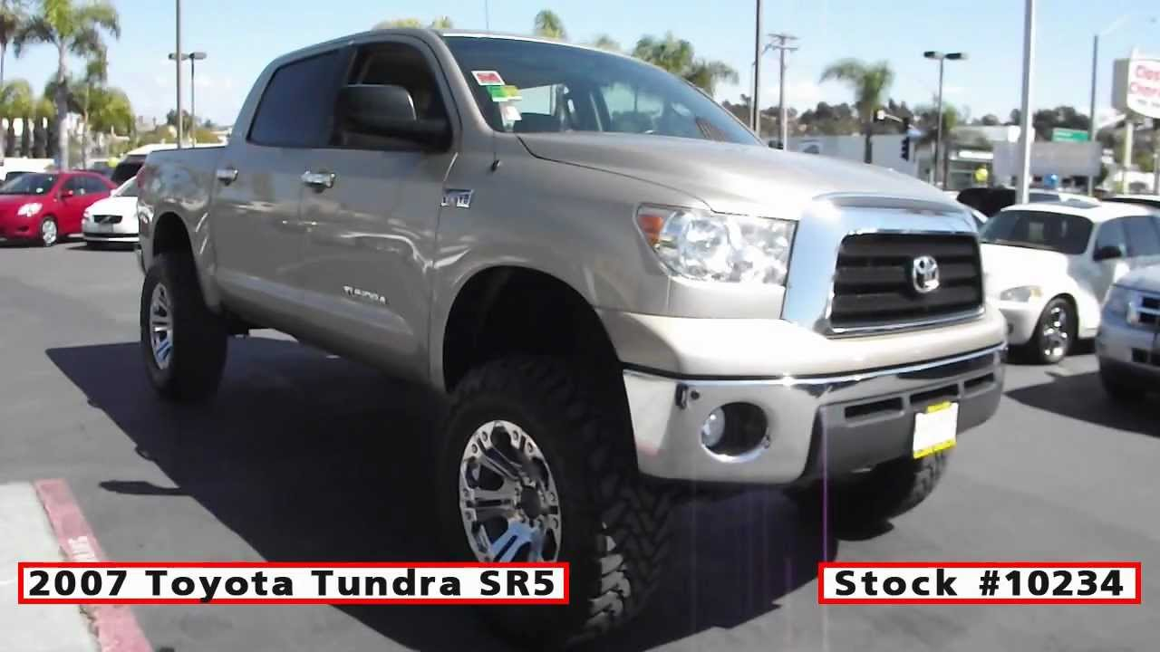 2007 used toyota tundra sr5 for sale in san diego at classic chariots 10234 youtube. Black Bedroom Furniture Sets. Home Design Ideas