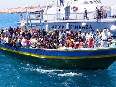 Sicily 82 Refugees DROWN In Mediterranean Sea Fleeing From Africa Boat Sinks 140 missing