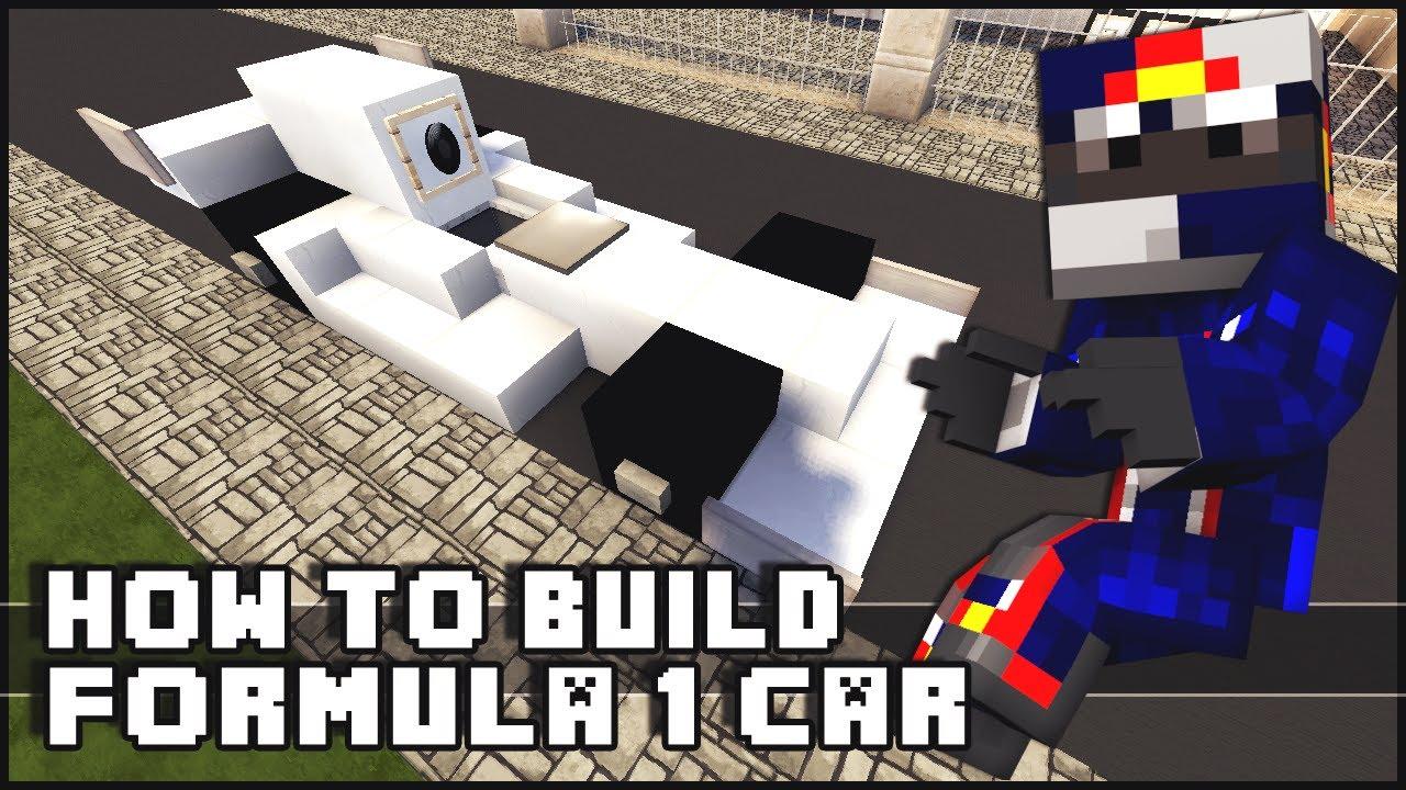 Sports Car In Minecraft