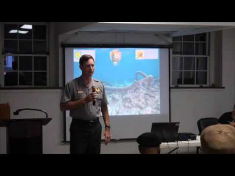 Slave Wreck Project First Results Panel Discussion
