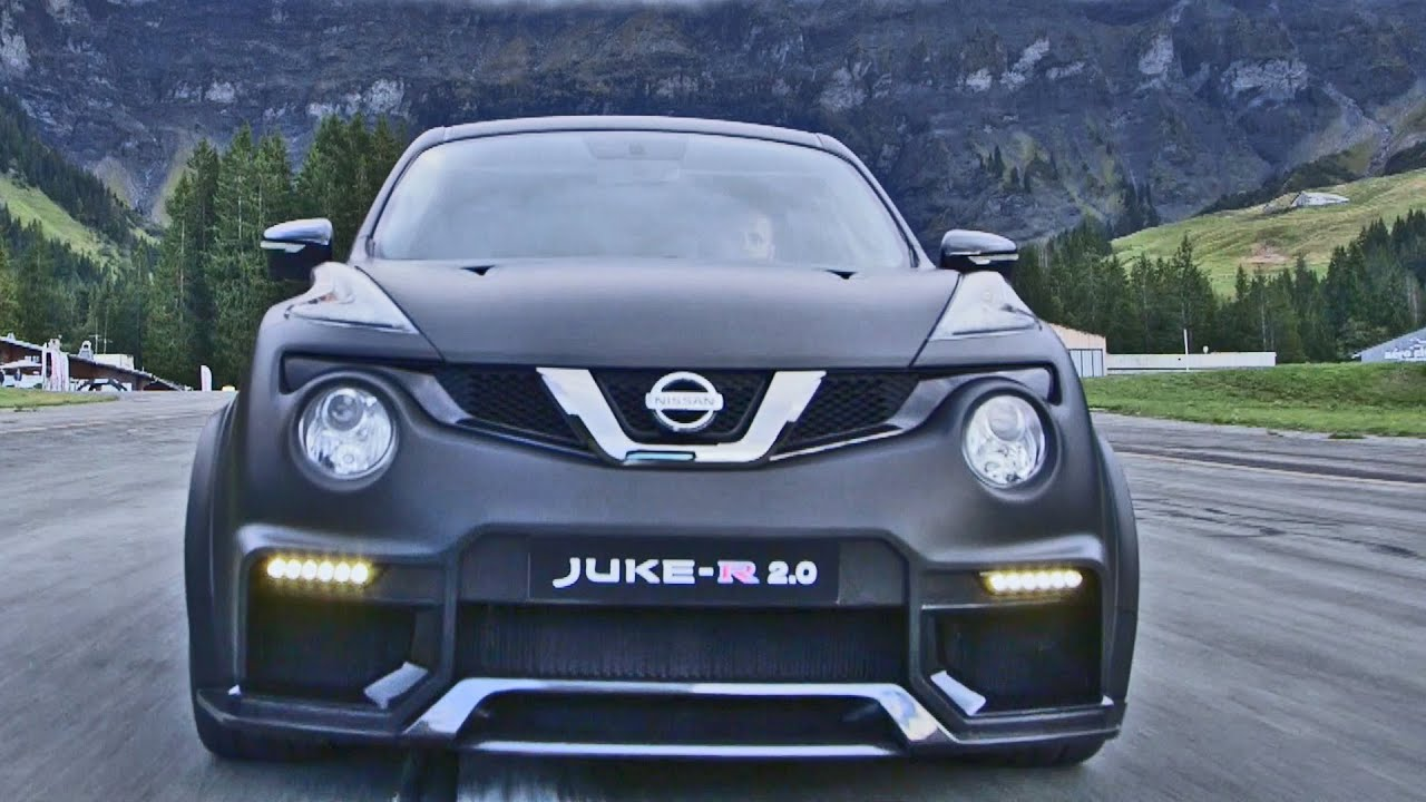 2016 nissan juke r 2 0 accelerations youtube. Black Bedroom Furniture Sets. Home Design Ideas