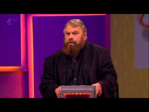 Brian Blessed, The Queen and the Word Fuck