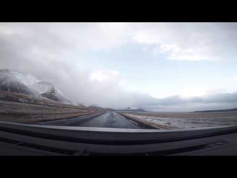 Iceland Road Trip 7 Days in 5 Min.