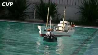 CVP - RC Tug boat